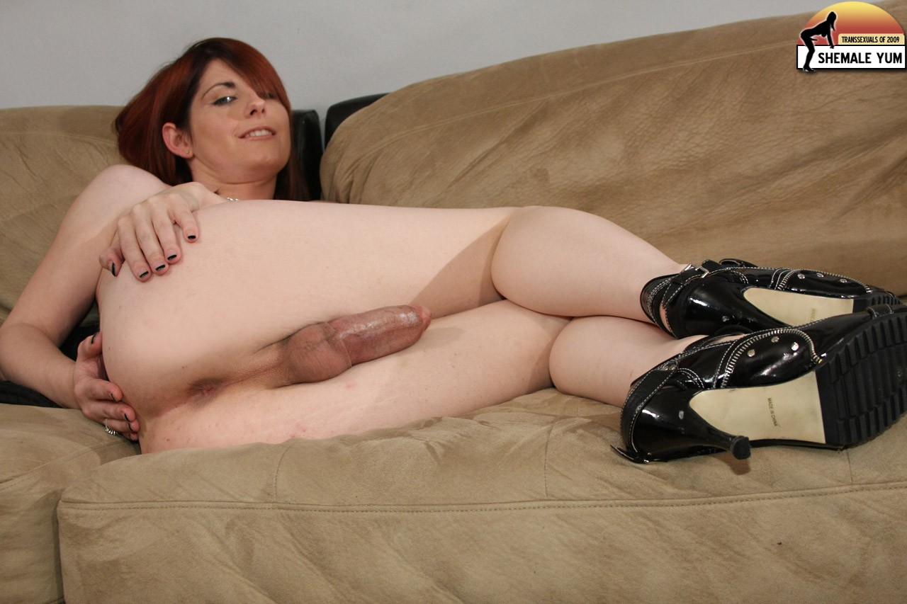 private transexual blowing